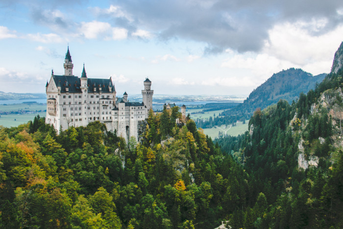 Neuschwanstein Oct 2013-20- Margo Paige - The Overseas Escape