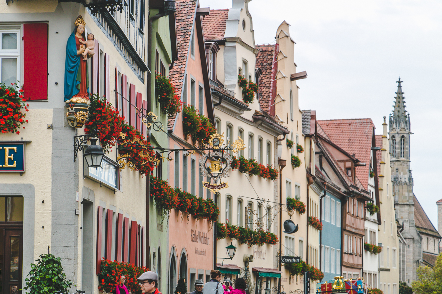 Rothenburg Ob Der Tauber Germany  city photos gallery : Rothenburg Ob Der Tauber, Germany 6396
